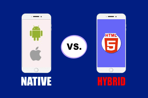Hybrid vs native mobile apps