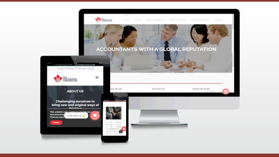 Website for CPA in Canada