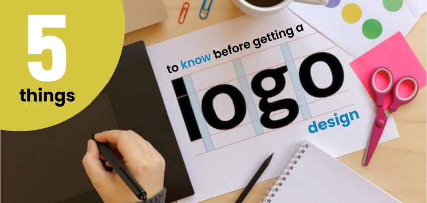5 things to know before getting a logo design