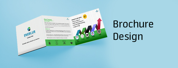 Brochure Design company in Hubli